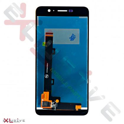 Дисплей Huawei Y6 Pro (TIT-U02, TIT-AL00), Honor 4C Pro (TIT-L01), Honor Play 5X, Enjoy 5, с тачскрином, High Copy, Gold, фото № 2 - ukr-mobil.com