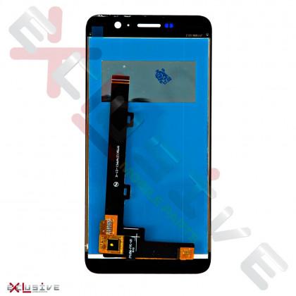 Дисплей Huawei Y6 Pro (TIT-U02, TIT-AL00), Honor 4C Pro (TIT-L01), Honor Play 5X, Enjoy 5, с тачскрином, High Copy, White, фото № 2 - ukr-mobil.com