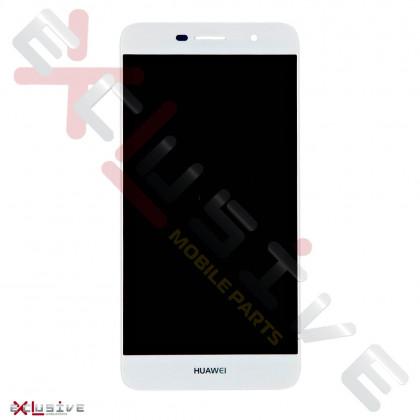 Дисплей Huawei Y6 Pro (TIT-U02, TIT-AL00), Honor 4C Pro (TIT-L01), Honor Play 5X, Enjoy 5, с тачскрином, High Copy, White, фото № 1 - ukr-mobil.com