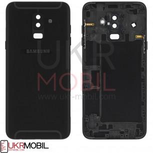 Задняя крышка Samsung A605 Galaxy A6 Plus 2018, Original, Black