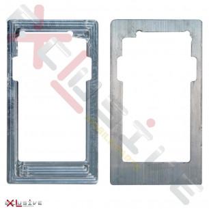 Позиционная форма дисплея при склейке Samsung Galaxy A7 A700 (алюминиевый)