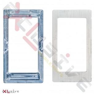Позиционная форма дисплея при склейке Samsung Galaxy A3 A300 (алюминиевый)