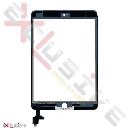 Сенсор (тачскрин) Apple iPad Mini 3 (A1599, A1600), White, фото № 2 - ukr-mobil.com