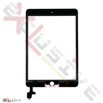 Сенсор (тачскрин) Apple iPad Mini 3 (A1599, A1600), Black, фото № 2 - ukr-mobil.com