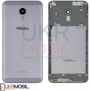 Задняя крышка Meizu M3 Note M681h, High Copy, Black