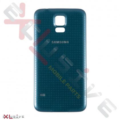 Корпус HIGH COPY Samsung G900 Galaxy S5 Black (задняя крышка), фото № 1 - ukr-mobil.com