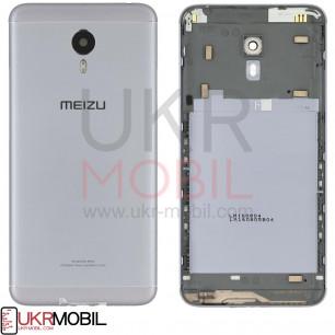 Задняя крышка Meizu M3 Note L681h, High Copy, Black