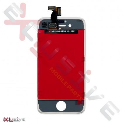 Дисплей Apple iPhone 4S с тачскрином White, фото № 2 - ukr-mobil.com