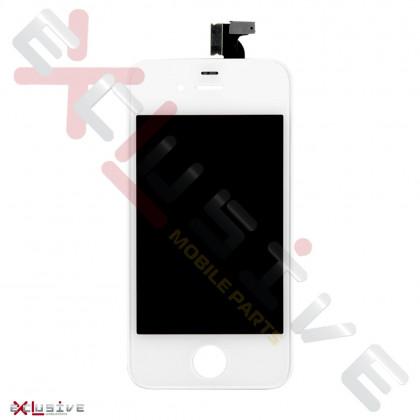 Дисплей Apple iPhone 4S с тачскрином White, фото № 1 - ukr-mobil.com