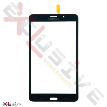 Сенсор (тачскрин) Samsung T230 Galaxy Tab 4 7.0, T231 Galaxy Tab 4 7.0 3G, T235 Galaxy Tab 4 7.0 LTE, High Copy, Black, фото № 1 - ukr-mobil.com