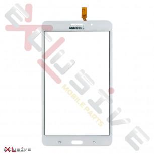 Сенсор (тачскрин) Samsung T230 Galaxy Tab 4 7.0, T231 Galaxy Tab 4 7.0 3G, T235 Galaxy Tab 4 7.0 LTE, High Copy, White