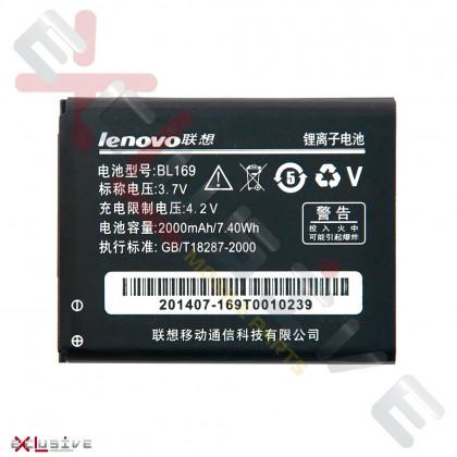 Аккумулятор Lenovo A789, P70, S560, P800 (BL169), фото № 3 - ukr-mobil.com
