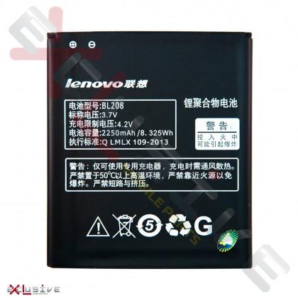 Аккумулятор Lenovo S920 (BL208), фото № 1 - ukr-mobil.com