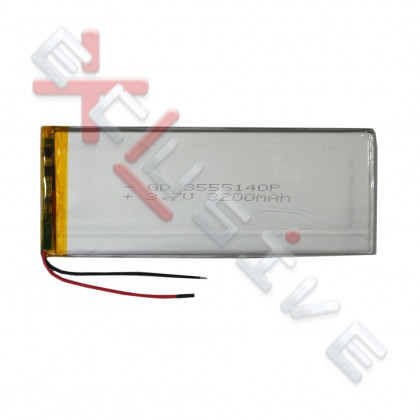 Аккумулятор для планшета 3.5*55*143мм / 3200 mAh - ukr-mobil.com