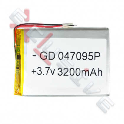 Аккумулятор для планшета 4.0*70*97 мм, (3200 mAh) - ukr-mobil.com