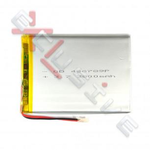 Аккумулятор для планшета 4.8*65*89мм / 3800 mAh