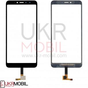 Сенсор (тачскрин) Xiaomi Redmi S2, High Copy, Black