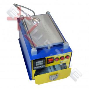Сепаратор дисплейных модулей с термостатом REX-C100 YaXun 989 (с ультрафиолетовой лампой, вакуумным насосом, диодной подсветкой)