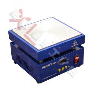Сепаратор дисплейных модулей с цифровым контроллером Baku 946A (алюминиевая рабочая поверхность)