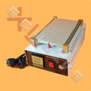 Сепаратор дисплейных модулей с цифровым контроллером Baku 946D (вакуумний)