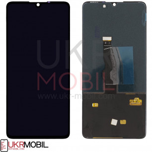 Дисплей Huawei P30 (ELE-L29, ELE-L09, ELE-L04, ELE-AL00), с тачскрином, Original, Black