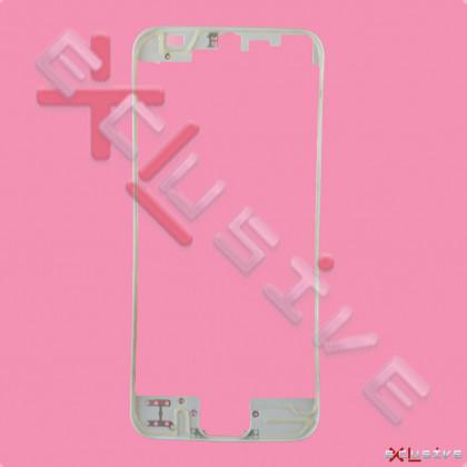 Рамка дисплея Apple iPhone 5, White, фото № 1 - ukr-mobil.com