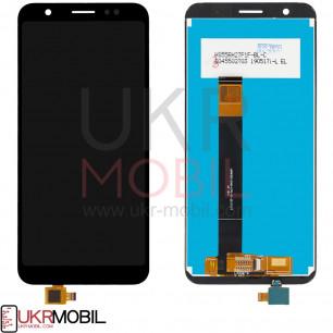 Дисплей Asus ZenFone Live L1 ZA550KL, G552KL, с тачскрином, High Copy, Black