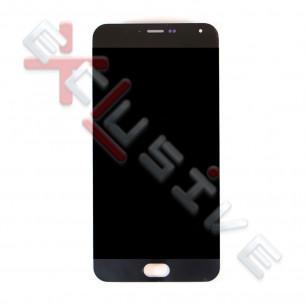 Дисплей Meizu M2 Note M571, с тачскрином, Black