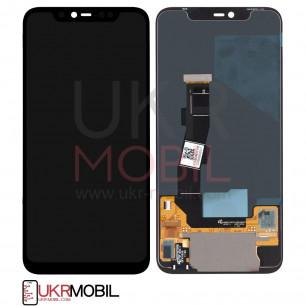 Дисплей Xiaomi Mi 8 Pro, с тачскрином, Original PRC, Black