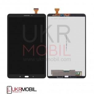 Дисплей Samsung T580 Galaxy Tab A 10.1 WiFi, T585 Galaxy Tab A 10.1 LTE, с тачскрином, Original, Black