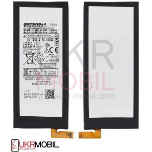 Аккумулятор Motorola XT1580 Moto X Force, XT1585 Droid Turbo 2, FB55, (3550 mAh), High Copy