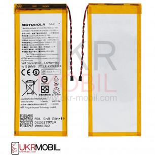 Аккумулятор Motorola XT1640 Moto G4 Plus, XT1641 Moto G4 Plus, XT1642 Moto G4 Plus, XT1643 Moto G4 Plus, GA40, (3000mAh), High Copy