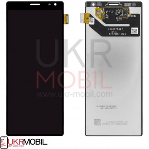 Дисплей Sony L3213 Xperia 10 Plus, L4213 Xperia 10 Plus, с тачскрином, Black