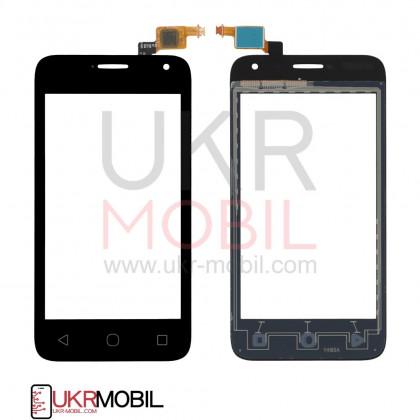 Сенсор (тачскрин) Alcatel One Touch Pixi First 4024D, Black - ukr-mobil.com