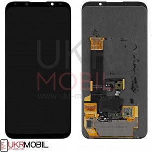Дисплей Meizu 16X M872H, M872Q, с тачскрином, Black