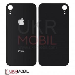 Задняя крышка Apple iPhone XR, для замены без разборки корпуса, Black