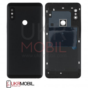 Задняя крышка Xiaomi Redmi Note 5, Grey