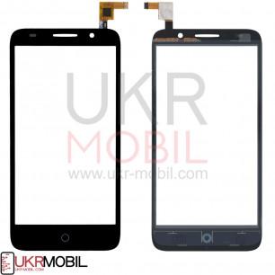 Сенсор (тачскрин) Alcatel 5065D One Touch Pop 3, Black