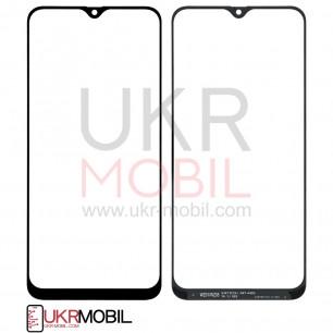 Стекло дисплея Samsung A3051 Galaxy A40s, Original, Black