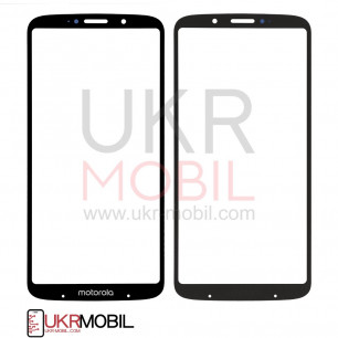 Стекло дисплея Motorola XT1929 Moto Z3 Play, Black