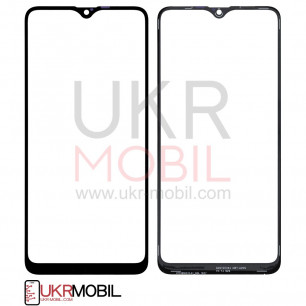 Стекло дисплея Samsung A207 Galaxy A20s 2019, Original, Black