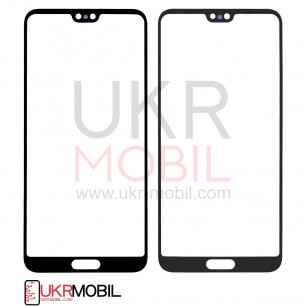 Стекло дисплея Huawei P20 Pro (CLT-L29, CLT-L09), Black