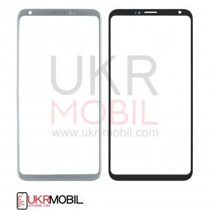 Стекло дисплея LG V30 H930DS, Silver