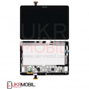 Дисплей Samsung P600 Galaxy Note 10.1, P605 Galaxy Note 10.1, с тачскрином, Black, Original