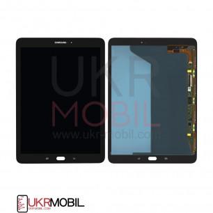 Дисплей Samsung T810 Galaxy Tab S2, T815 Galaxy Tab S2 LTE, с тачскрином, Black, Original