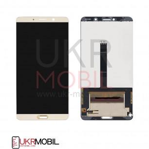 Дисплей Huawei Mate 10 (ALP-L09, ALP-L29), с тачскрином, Original, Gold