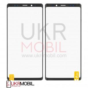 Стекло дисплея Samsung N960 Galaxy Note 9, с OCA пленкой, Original PRC, Black