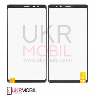 Стекло дисплея Samsung N950 Galaxy Note 8, с OCA пленкой, Original PRC, Black