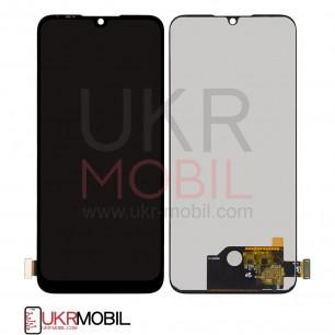 Дисплей Xiaomi CC9e, Mi A3, с тачскрином, TFT, Black