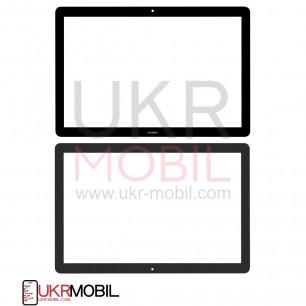 Стекло дисплея Huawei MediaPad T5 10 (AGS2-L09, AGS2-W09), Black